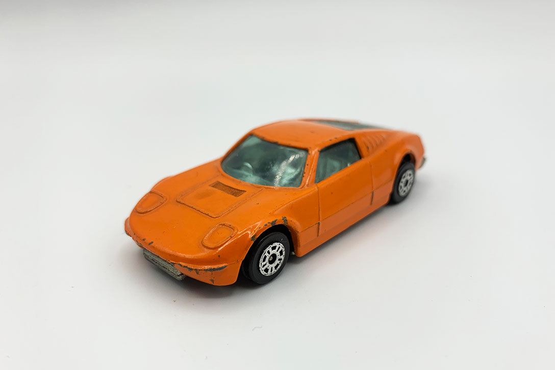 Corgi Juniors - Ford Gt 70